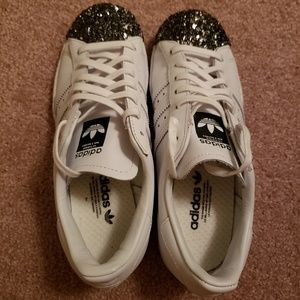 adidas Shoes - Adidas superstar 80's metal toe